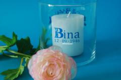 Kaars Bina b
