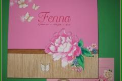 Geboorteschilderij Fenna