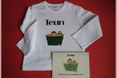 T-shirt Teun