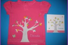T-shirt Dieuwke