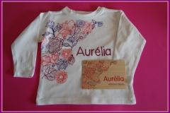 T-shirt Aurora