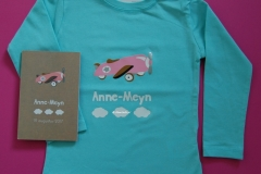 T-shirt Anne-Meyn